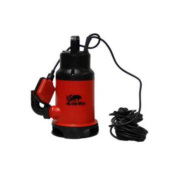 Pump Delfin QDV1400 0,6kW mustale veele