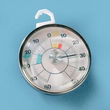 Termomeeter külmikusse valge 8
