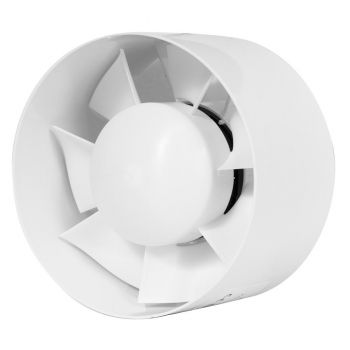 Ventilaator Extra EK125 torusisene taimeriga