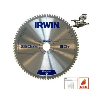 Saeketas Irwin alum.-le 216x60x30 5706919077779