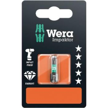 Otsak Wera Impaktor T30 25mm 4013288158413