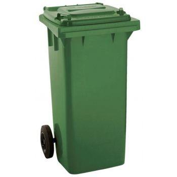 Prügikonteiner 60L roheline