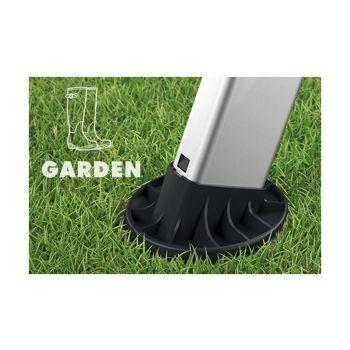 Redeli jalgade nupud Easy Clix Garden L