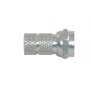 Antenni F-pistik 6,5mm 5tk 4743157000467
