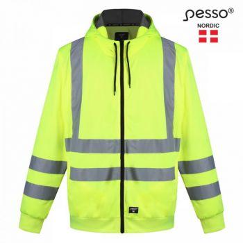 Dressipluus Pesso FL03 kõrgnähtav CL2 kollane M 4772096014938