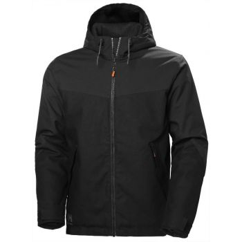 Talvejope Oxford kapuutsiga, must XXL, Helly Hansen WorkWear
