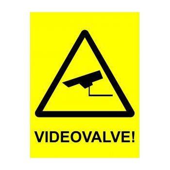 Kleebis Videovalve 10x10
