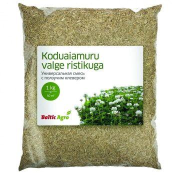 Muruseeme Baltic Agro valge ristik 1kg 4742604000173