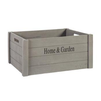 Puitkast Home&Garden L 41x31xH20cm hall 4741243848450