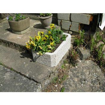 Betoonist lillevaas 45x28/H15cm 4744653010127