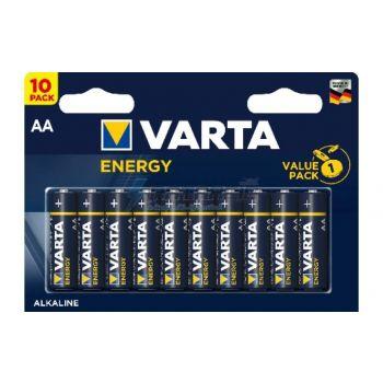 Patarei Varta Energy AAA/LR03  10-pakk 4008496674367