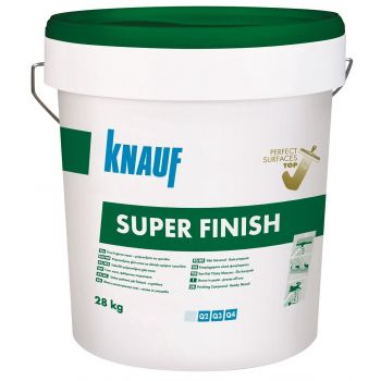Valmispahtel Knauf Super Finis 28 kg (roheline)