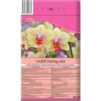 Muld Seklos 2L orhideedele