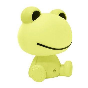Valgusti Polux Frog 2,5W roheline 5901508307682