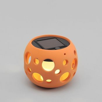 Solarlamp Genova 7801-900 oranž 7318307801903