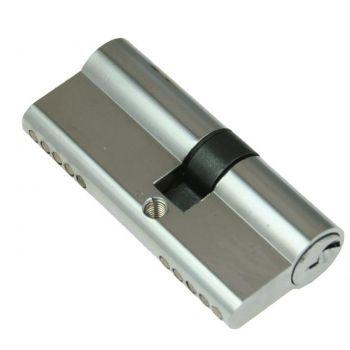 Lukusüdamik 80mm (30/50) nikkel