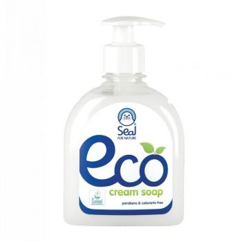 Kreem-vedelseep Seal Eco 0,31L