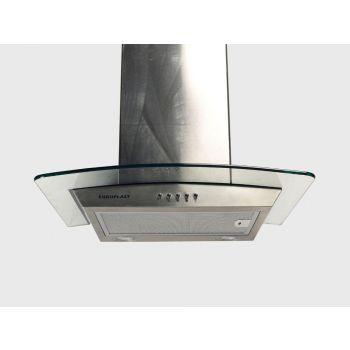 Õhupuhasti H201i inox / roostevaba 60cm 4750492212523
