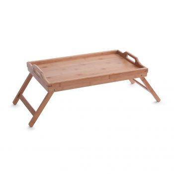 Serveerimiskandik jalgadel 50cm bambus 4003368252735