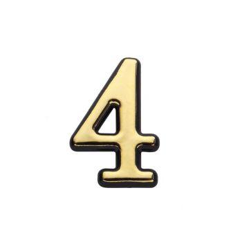 Uksenumber 4 kleeps 4743025001848