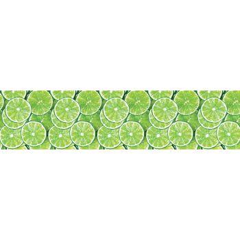 Köögitagaseina dekoratiivplaat 0517-1 laim 4680438705171