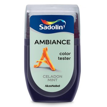 Ambiance tester Sadolin 30ml celadon mint