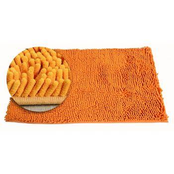 Vannitoavaip Narma Twisty 50x80cm oranž 4741274053083