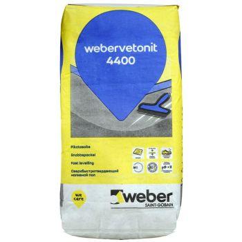 Põrandatasandussegu Weber 4400 20kg