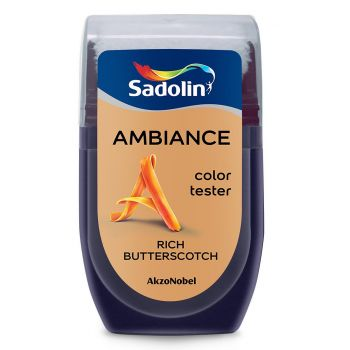 Ambiance tester Sadolin 30ml rich butterscotch