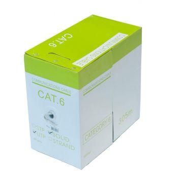 Arvutikaabel Tesatek Cat6 UTP 4x2x0,5mm² 5024 Kaablid ja juhtmed 4743157055658