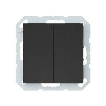 Grupilüliti QR süvistatav raamita valgusega must