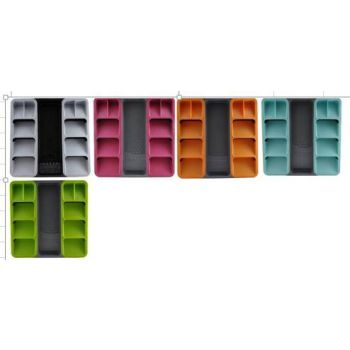 Söögi- ja köögiriistade sahtel mix plast 8694917007065