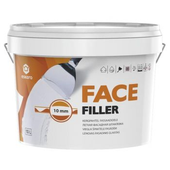 Face Filler pahtel 10L 4740381002045