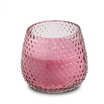 Klaasküünal mullidega 25h roosa
