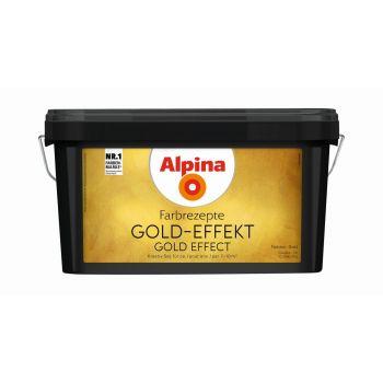 Dekoratiivvärv Farbrezepte Gold-Effekt komplekt