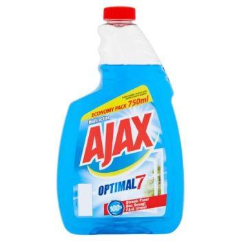 Klaasipesu Ajax täide Optimal 7 Multi Action 750ml 8718951137844