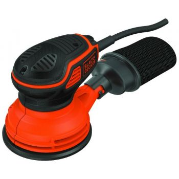Eksentriklihvija KA199 125mm Black+Decker