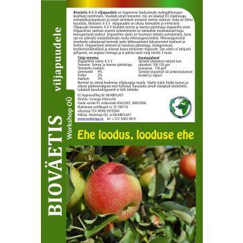 Bioväetis viljapuudele 3L