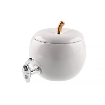 Kraaniga anum Apple 3L keraamiline