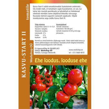 Väetis K-Start tomati 1L 4742672003434