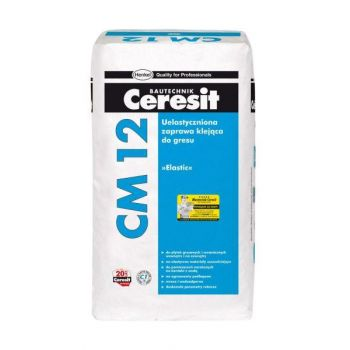 Plaatimissegu CM12 25kg