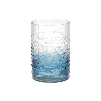 Lillevaas klaasist Kala 18cm