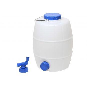 Veekanister 15L kraaniga