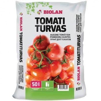 Turvas tomatitele 50L 4742030006923