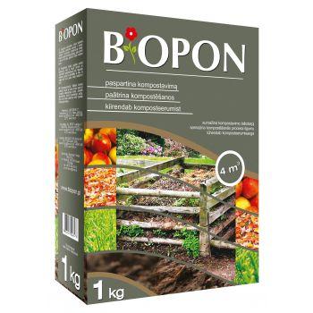 Kompostimiskiirendi Biopon 1kg