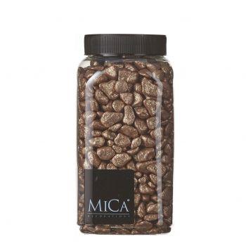 Dekoratiivkivid Mica vasksed 1kg