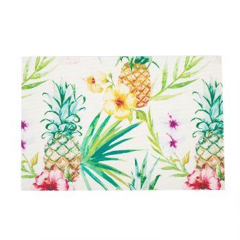 Lauamatt Textiline 30x45cm ananass