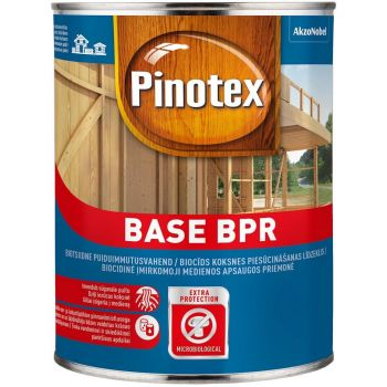 Puidukaitsekrunt Pinotex Base BPR 2,5L