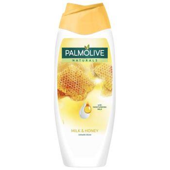 Dušigeel Palmolive Milk&Honey 500ml 8714789733159