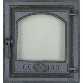 Ahjuuks klaasiga 410 325x290mm gaasikindel parem 6419876004106